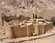 Monastery of St. Catherine + Dahab