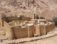Monastery of St. Catherine + Dahab