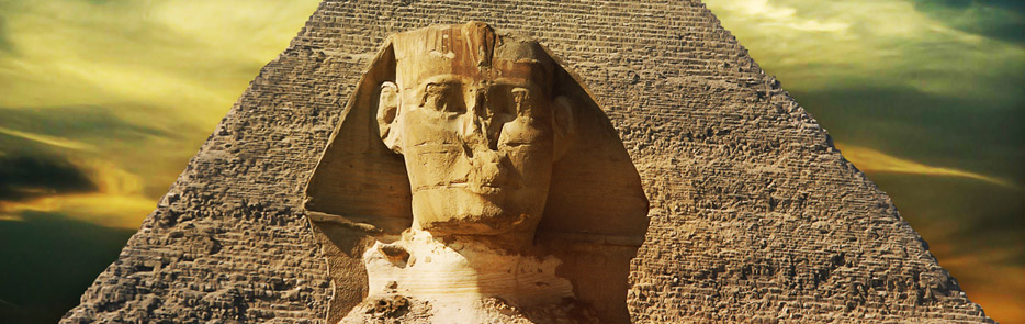Tours to Pyramids and Sphinx From Sharm