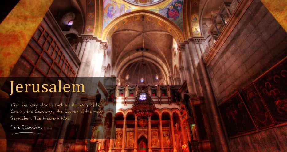 Jerusalem Vacations & Tours