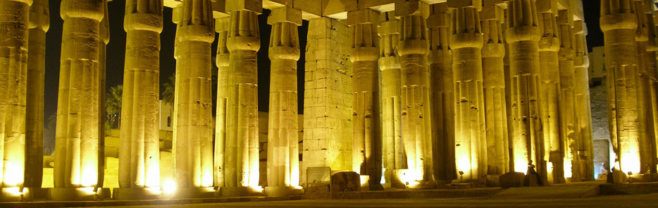 luxor by planer from sharm