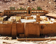 Monastery of St.Catherine + Dahab city