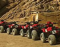 Motorata nel deserto