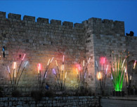 Jerusalem overnight (2 days including Nazareth)