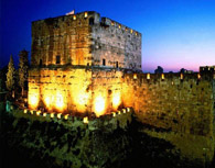Jerusalem private tour 1 day