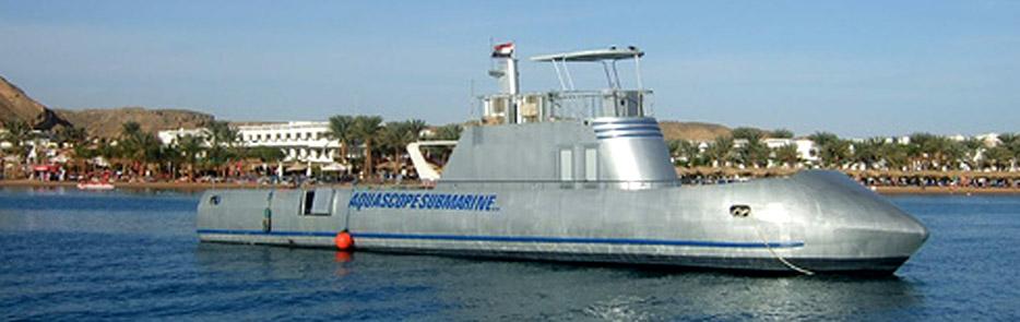 submarine aqua scope 4x4